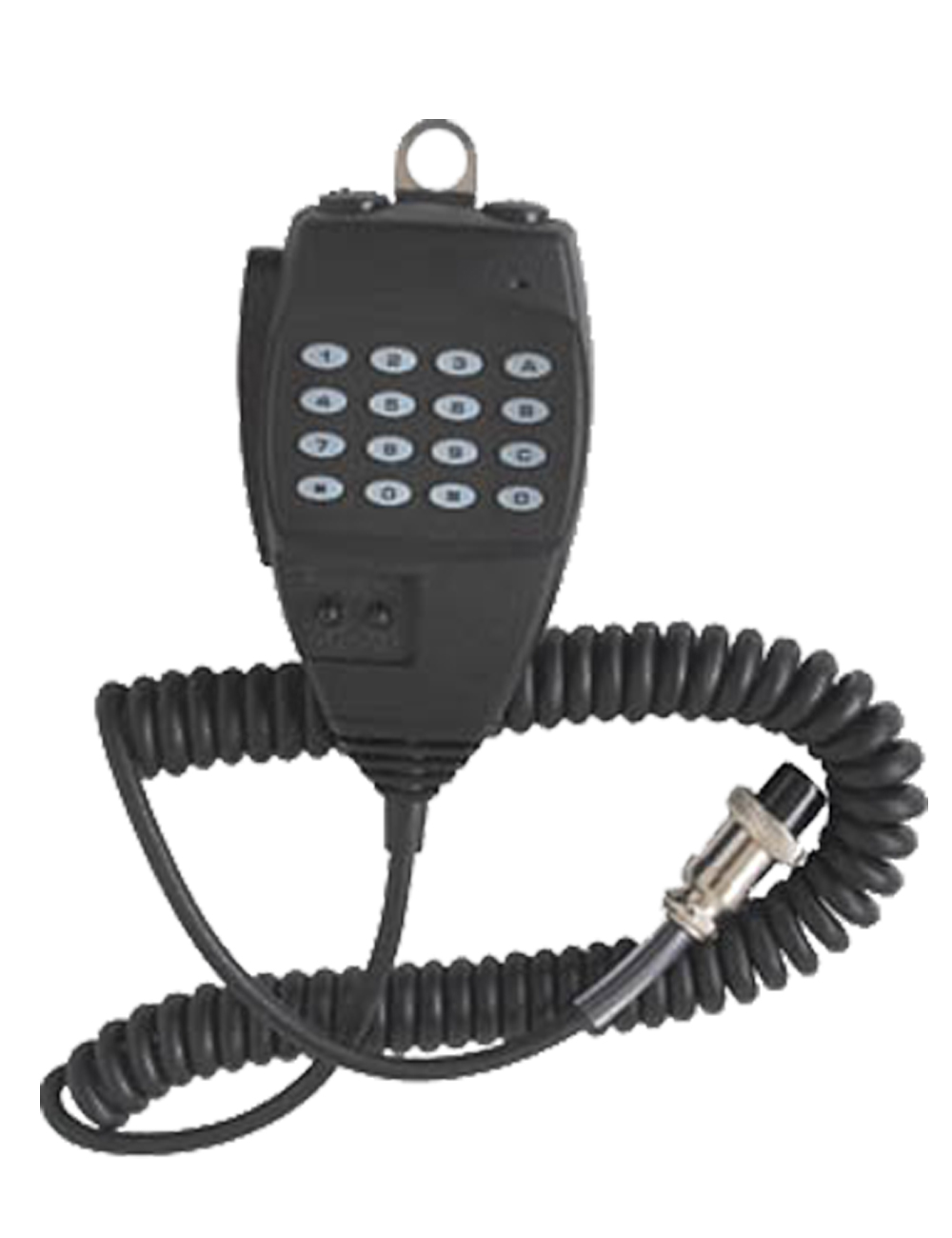 Remote Control Capability Backlit/ DTMF Microphone CTG-EMS53/EMS57 for Alinco Radio