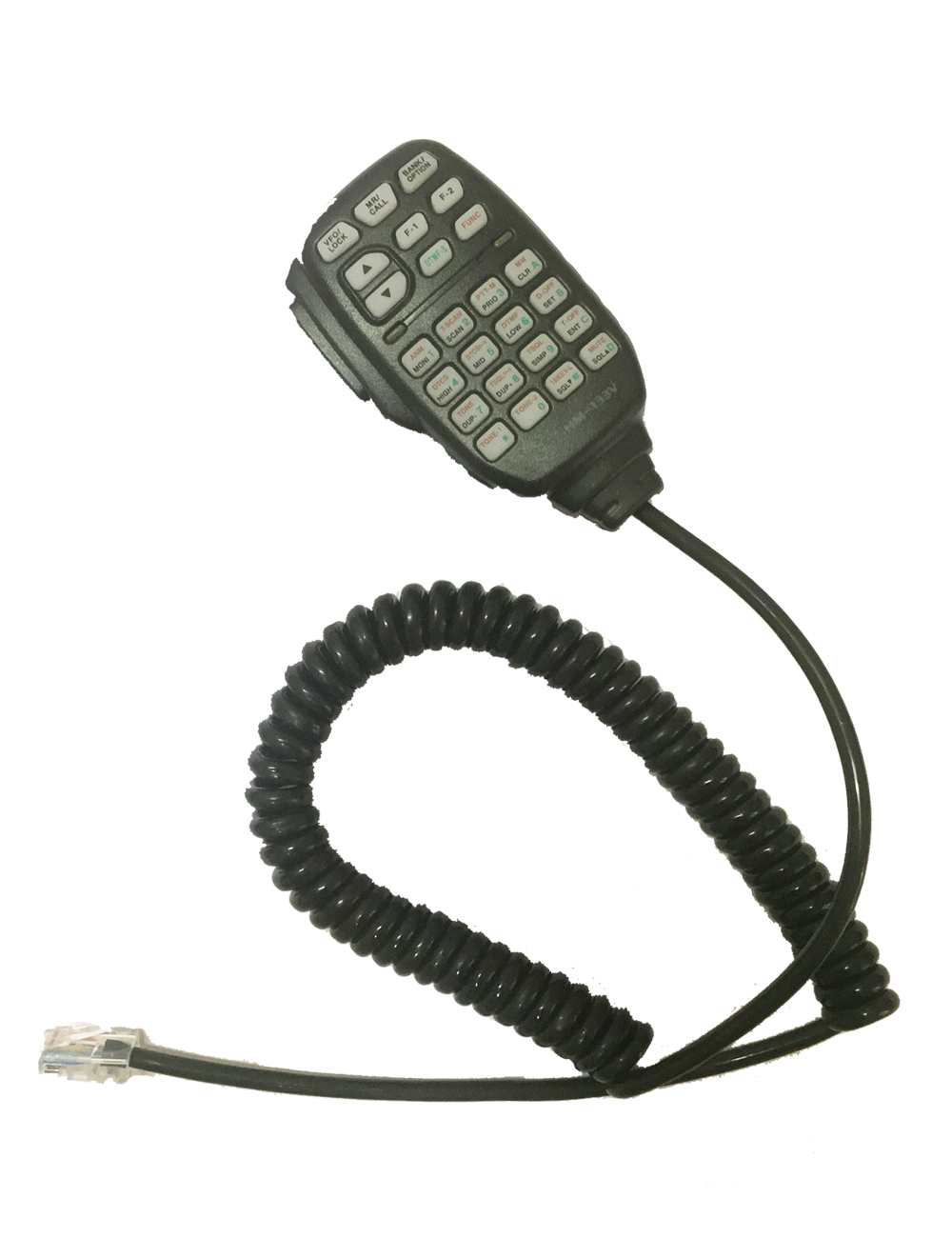 Remote Control Microphone CTG-HM133V for Icom Radio