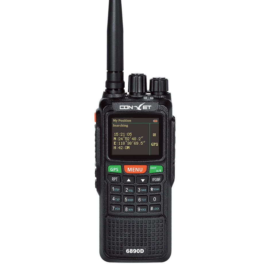 Best long range two way radio professional ham radio 10W dual band walkie talkie