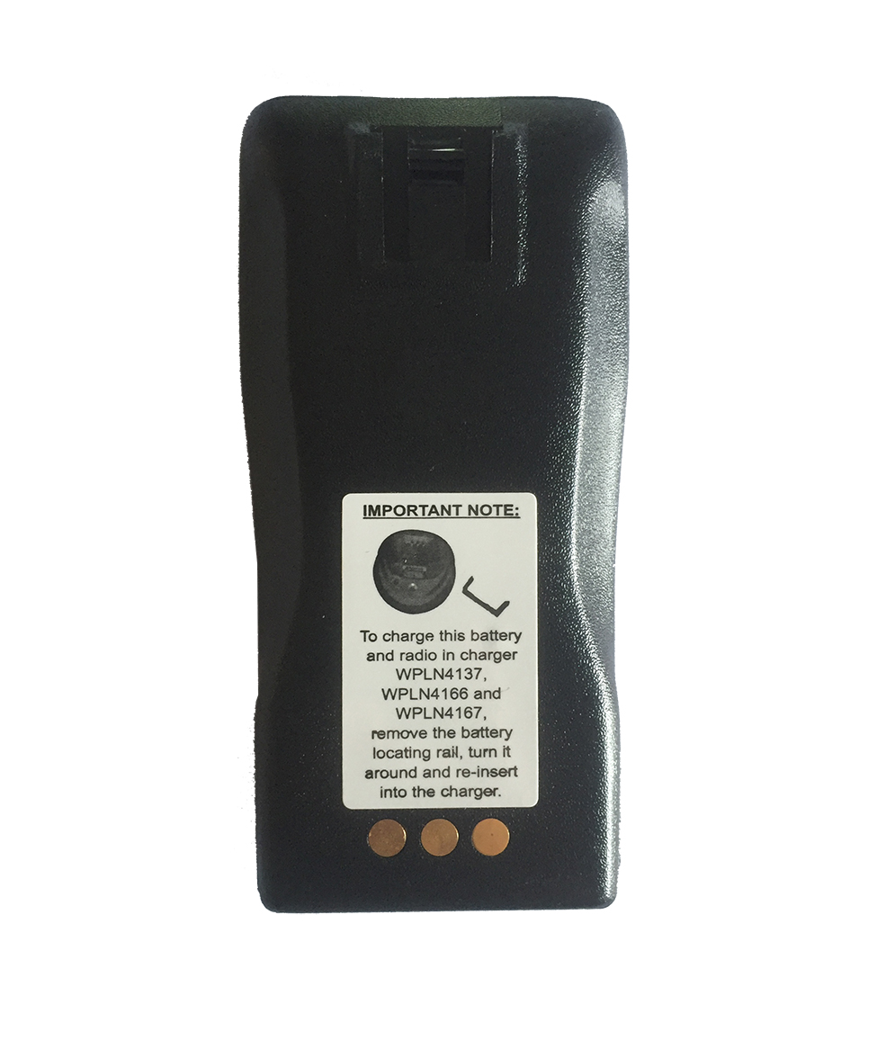 CTB-NNTN4851 Replacement Battery for Motorola Radio